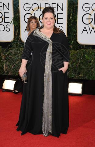 Melissa McCarthy - Beverly Hills - 13-01-2014 - Golden Globe 2014: gli arrivi sul red carpet