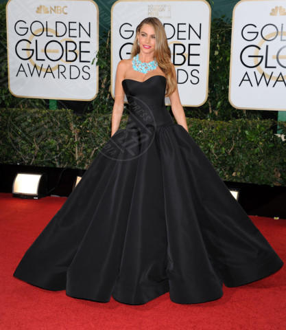 Sofia Vergara - Beverly Hills - 13-01-2014 - Golden Globe 2014: gli arrivi sul red carpet