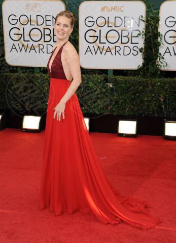 Amy Adams - Beverly Hills - 13-01-2014 - Golden Globe 2014: gli arrivi sul red carpet