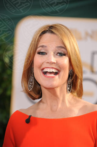 Savannah Guthrie - Beverly Hills - 13-01-2014 - Golden Globe 2014: gli arrivi sul red carpet