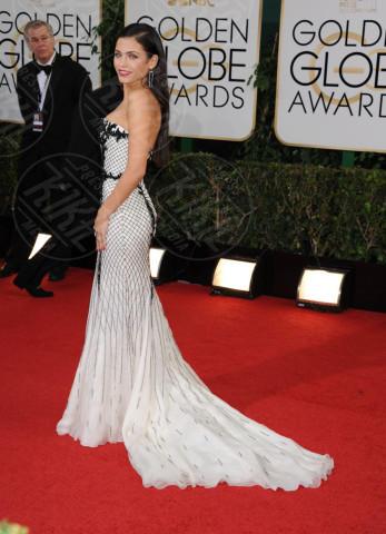 Jenna Dewan - Beverly Hills - 13-01-2014 - Golden Globe 2014: gli arrivi sul red carpet