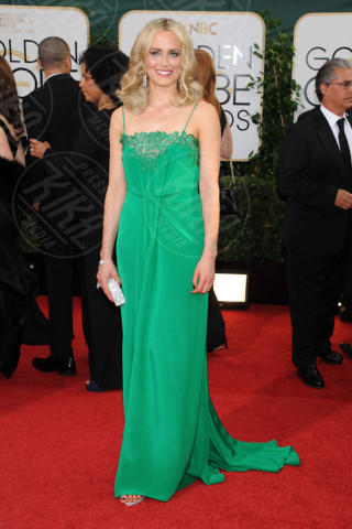 Taylor Schilling - Beverly Hills - 13-01-2014 - Golden Globe 2014: gli arrivi sul red carpet