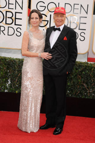 Beverly Hills - 13-01-2014 - Golden Globe 2014: gli arrivi sul red carpet