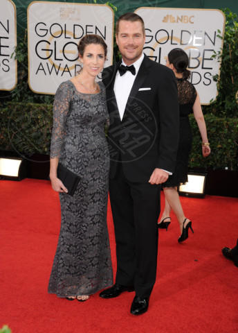 Chris O'Donnell - Beverly Hills - 13-01-2014 - Golden Globe 2014: gli arrivi sul red carpet
