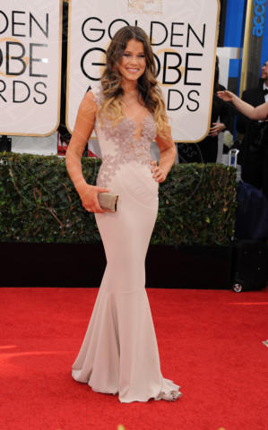 Sosie Bacon - Beverly Hills - 13-01-2014 - Golden Globe 2014: gli arrivi sul red carpet