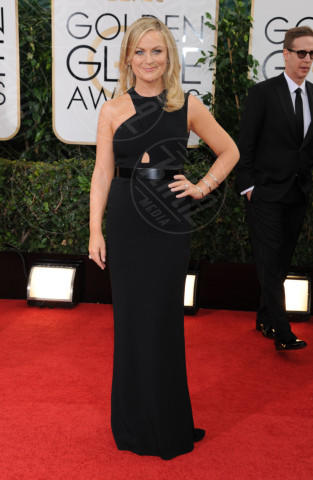 Amy Poehler - Beverly Hills - 13-01-2014 - Golden Globe 2014: gli arrivi sul red carpet