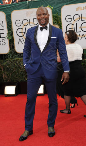 Terry Crews - Beverly Hills - 13-01-2014 - Golden Globe 2014: gli arrivi sul red carpet