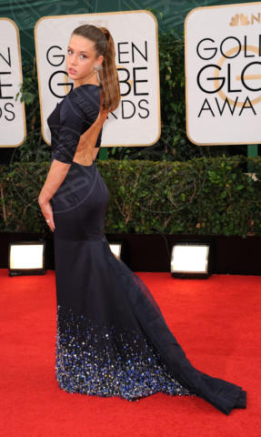 Adèle Exarchopoulos - Beverly Hills - 13-01-2014 - Golden Globe 2014: gli arrivi sul red carpet