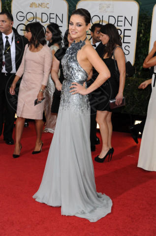 Mila Kunis - Beverly Hills - 13-01-2014 - Golden Globe 2014: gli arrivi sul red carpet