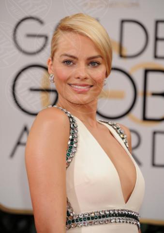 Margot Robbie - Beverly Hills - 13-01-2014 - Golden Globe 2014: gli arrivi sul red carpet