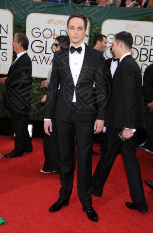 Jim Parsons - Beverly Hills - 13-01-2014 - Golden Globe 2014: gli arrivi sul red carpet