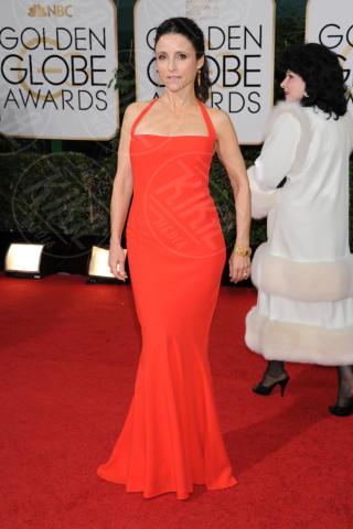 Julia Louis-Dreyfus - Beverly Hills - 13-01-2014 - Golden Globe 2014: gli arrivi sul red carpet