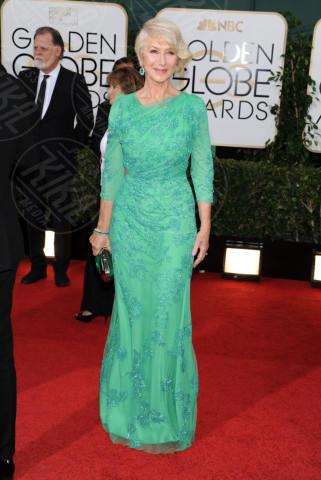 Helen Mirren - Beverly Hills - 13-01-2014 - Golden Globe 2014: gli arrivi sul red carpet