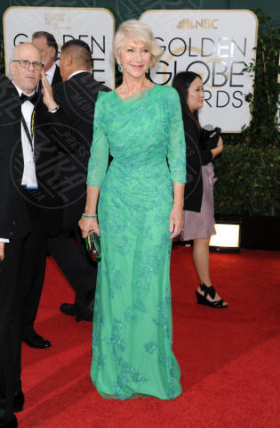 Helen Mirren - Beverly Hills - 13-01-2014 - Golden Globe 2014: gli arrivi sul red carpet