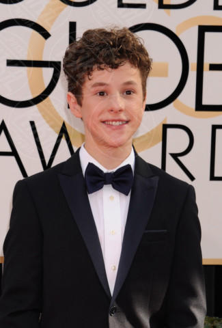 Nolan Gould - Beverly Hills - 13-01-2014 - Golden Globe 2014: gli arrivi sul red carpet