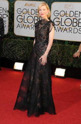 Cate Blanchett - Beverly Hills - 13-01-2014 - Golden Globe 2014: gli arrivi sul red carpet