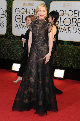 Cate Blanchett - Beverly Hills - 13-01-2014 - Golden Globe 2014: gli arrivi sul red carpet