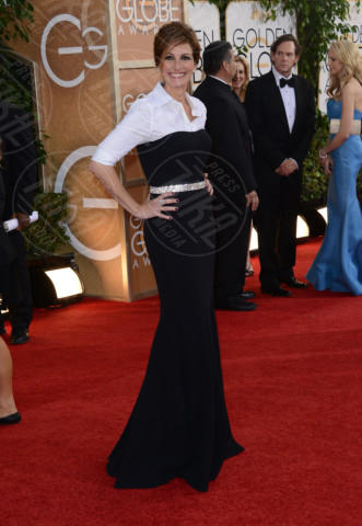 Julia Roberts - Beverly Hills - 12-01-2014 - Golden Globe 2014: gli arrivi sul red carpet
