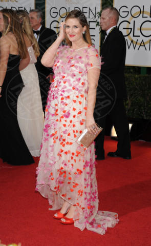 Drew Barrymore - Beverly Hills - 11-01-2014 - Golden Globe 2014: gli arrivi sul red carpet