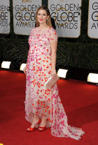 Drew Barrymore - Beverly Hills - 11-01-2014 - Golden Globe 2014: gli arrivi sul red carpet