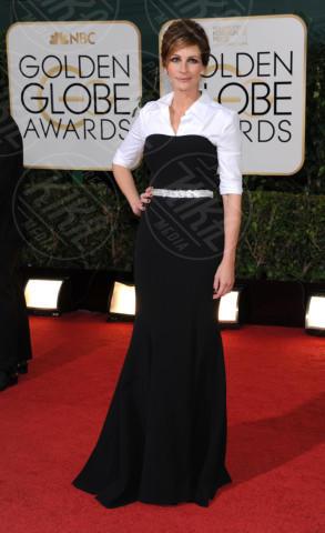 Julia Roberts - Beverly Hills - 11-01-2014 - Golden Globe 2014: gli arrivi sul red carpet