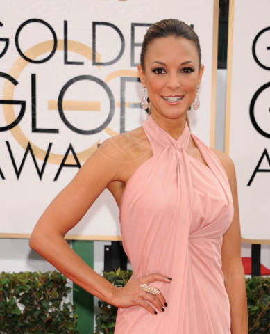 EVA LA RUE - Beverly Hills - 11-01-2014 - Golden Globe 2014: gli arrivi sul red carpet