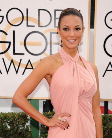 EVA LA RUE - Beverly Hills - 11-01-2014 - Golden Globe 2014: gli arrivi sul red carpet