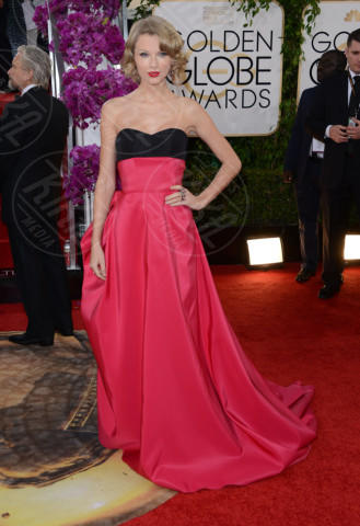 Taylor Swift - Beverly Hills - 12-01-2014 - Vade retro abito! Le scelte ai Golden Globe 2014
