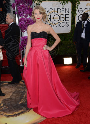 Taylor Swift - Beverly Hills - 12-01-2014 - Golden Globe 2014: gli arrivi sul red carpet