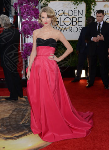 Taylor Swift - Beverly Hills - 12-01-2014 - Golden Globe 2014: gli arrivi sul red carpet