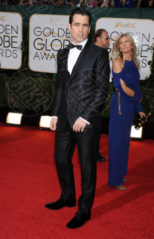 Colin Farrell - Beverly Hills - 11-01-2014 - Golden Globe 2014: gli arrivi sul red carpet