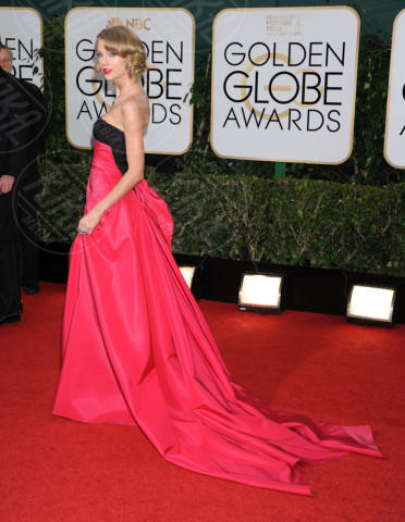Taylor Swift - Beverly Hills - 11-01-2014 - Golden Globe 2014: gli arrivi sul red carpet