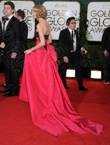Taylor Swift - Beverly Hills - 11-01-2014 - Vade retro abito! Le scelte ai Golden Globe 2014