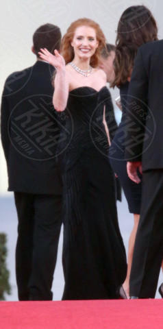 Jessica Chastain - Los Angeles - 12-01-2014 - Golden Globe 2014: gli arrivi sul red carpet