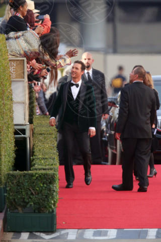 Matthew McConaughey - Los Angeles - 12-01-2014 - Golden Globe 2014: gli arrivi sul red carpet