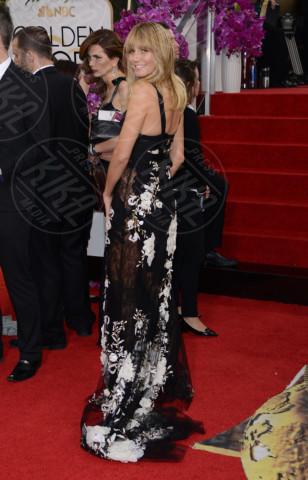 Heidi Klum - Beverly Hills - 12-01-2014 - Vade retro abito! Le scelte ai Golden Globe 2014