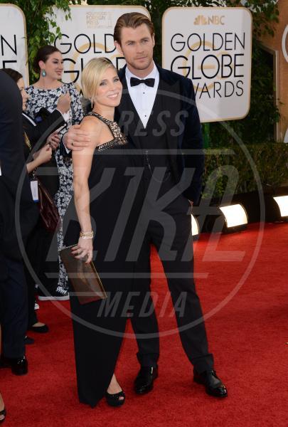 Chris Hemsworth, Elsa Pataky - Beverly Hills - 12-01-2014 - 2013 a tutta passione = 2014 a tutta mamma!