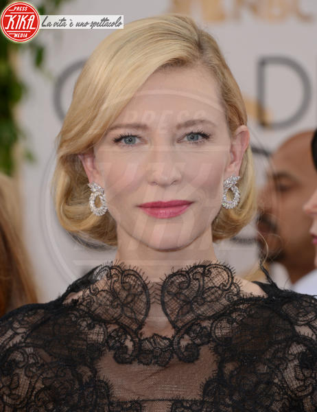 Cate Blanchett - Beverly Hills - 12-01-2014 - 86th Oscar: sfida all'ultima acconciatura