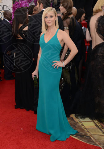 Reese Witherspoon - Beverly Hills - 12-01-2014 - Golden Globe 2014: gli arrivi sul red carpet