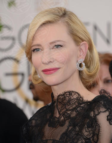 Cate Blanchett - Beverly Hills - 12-01-2014 - Golden Globe 2014: gli arrivi sul red carpet