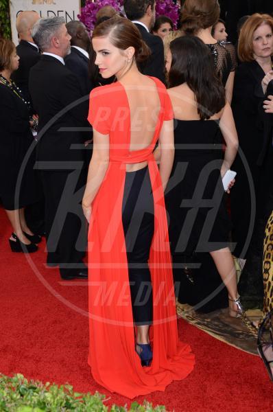 Emma Watson - Beverly Hills - 12-01-2014 - Emma Watson: addio streghetta, è nata una diva