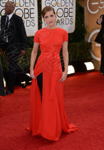 Emma Watson - Beverly Hills - 12-01-2014 - Golden Globe 2014: gli arrivi sul red carpet