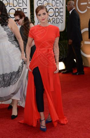 Emma Watson - Beverly Hills - 12-01-2014 - Golden Globe 2014: gli arrivi sul red carpet