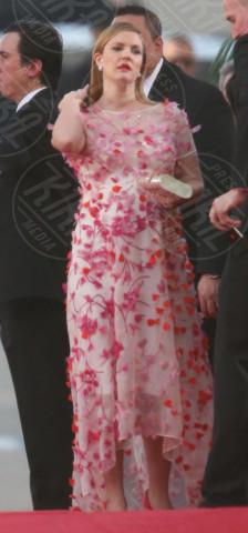 Drew Barrymore - Los Angeles - 12-01-2014 - Golden Globe 2014: gli arrivi sul red carpet