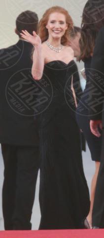 Jessica Chastain - Los Angeles - 12-01-2014 - Golden Globe 2014: gli arrivi sul red carpet