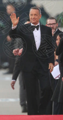 Tom Hanks - Los Angeles - 12-01-2014 - Golden Globe 2014: gli arrivi sul red carpet