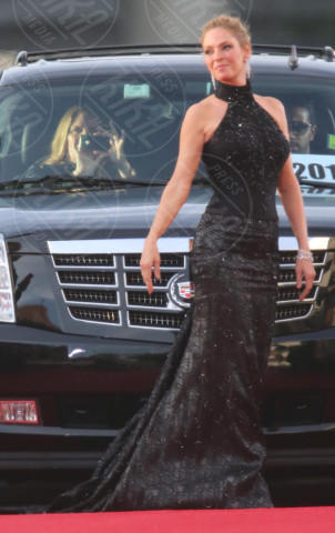 Uma Thurman - Los Angeles - 12-01-2014 - Golden Globe 2014: gli arrivi sul red carpet