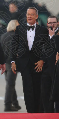 Tom Hanks - Los Angeles - 12-01-2014 - Golden Globe 2014: gli arrivi sul red carpet