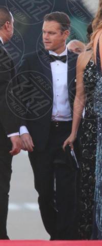 Matt Damon - Los Angeles - 12-01-2014 - Golden Globe 2014: gli arrivi sul red carpet