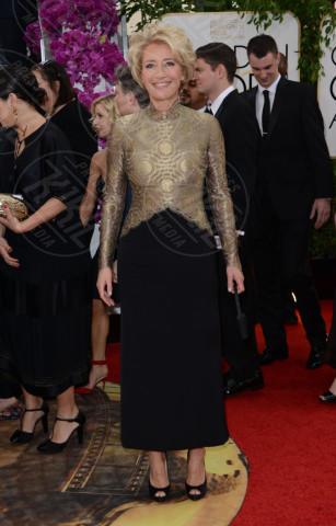 Emma Thompson - Beverly Hills - 12-01-2014 - Golden Globe 2014: gli arrivi sul red carpet